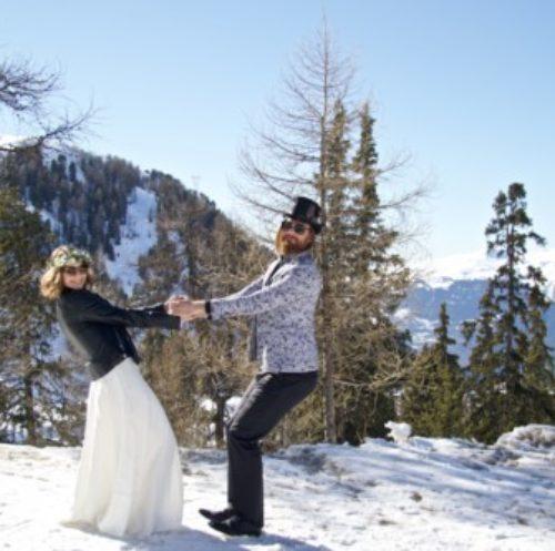 10 bonnes raisons de se marier en hiver
