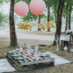 organisation baby shower, baby shower champetre, Lyon, Bordeaux, Paris, Corse
