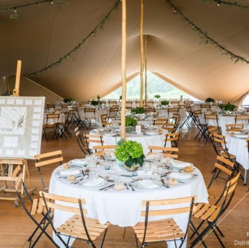 Les tentes nomades idéales pour vos évenements