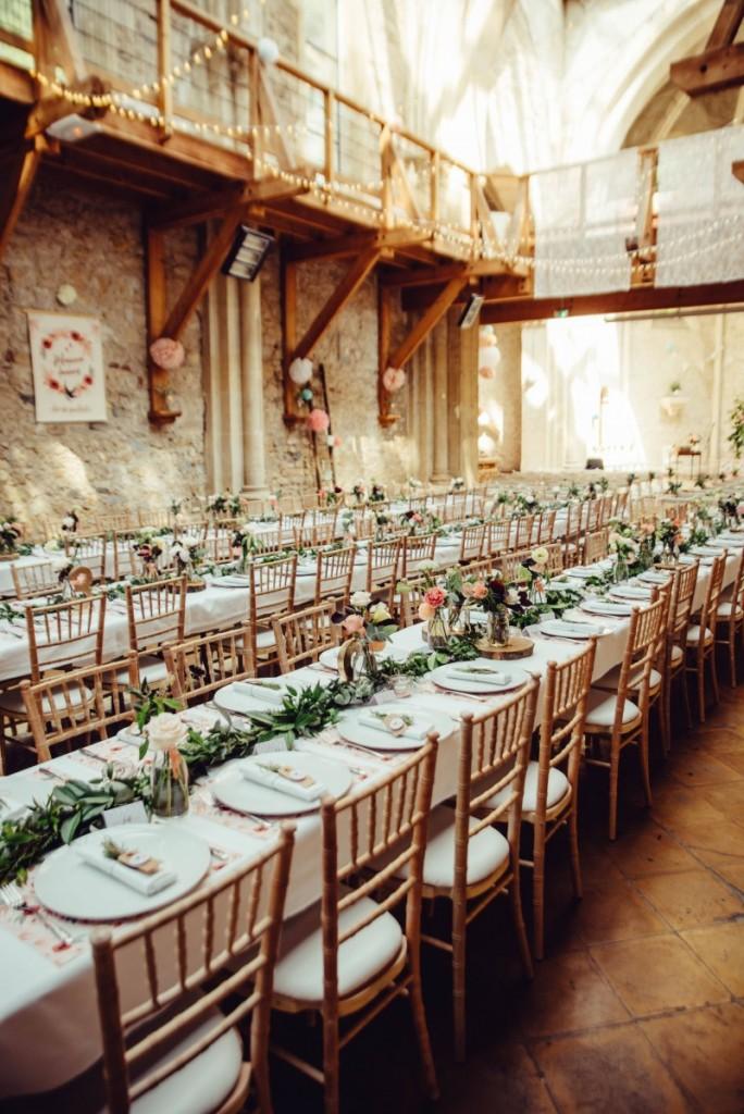 decoration de mariage champetre lyon