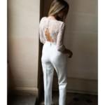 Combi-pantalon mariage Harpe Paris
