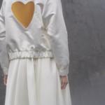 """Bomber """"Heart"""" - Elise Hameau"""