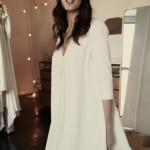 Robe courte ample Laure de Sagazan
