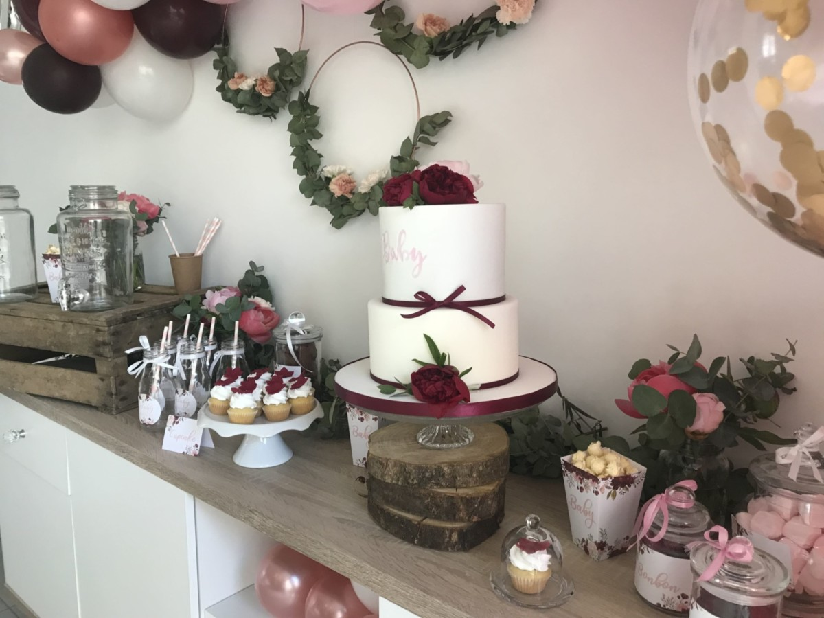 Sweet table - gourmandises