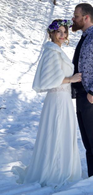 Mariage d'hiver Enjoy Evènements