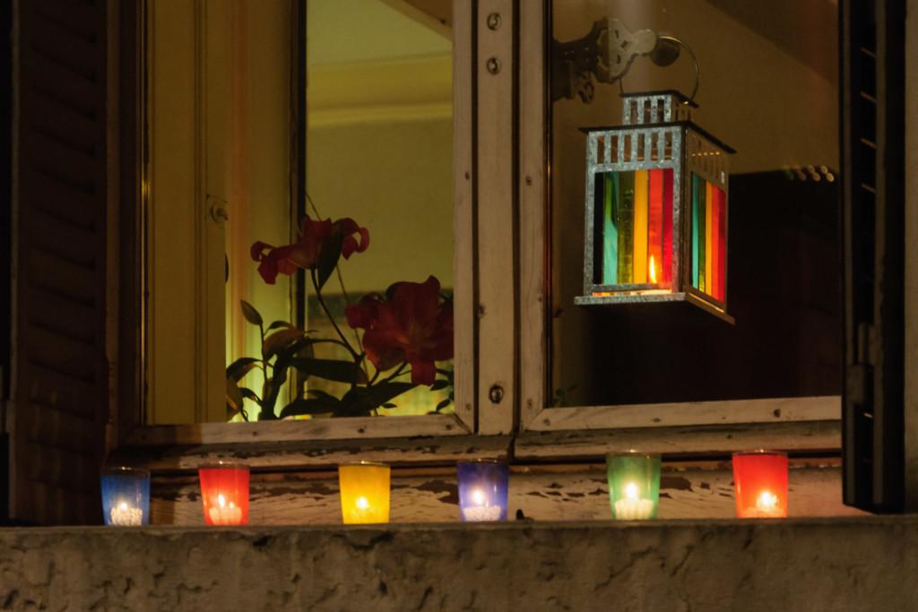 Lumignons pour la Fête des Lumières à Lyon