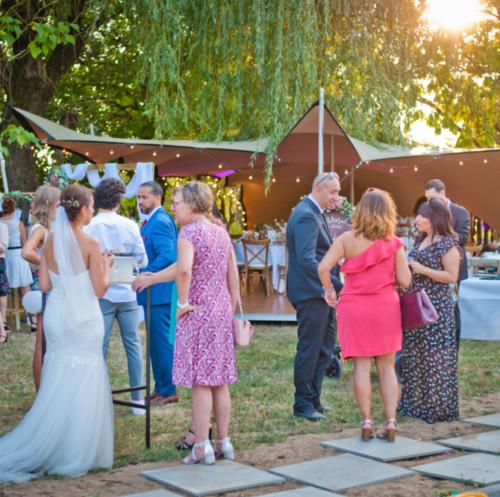 Organiser son mariage dans son jardin : nos conseils et astuces