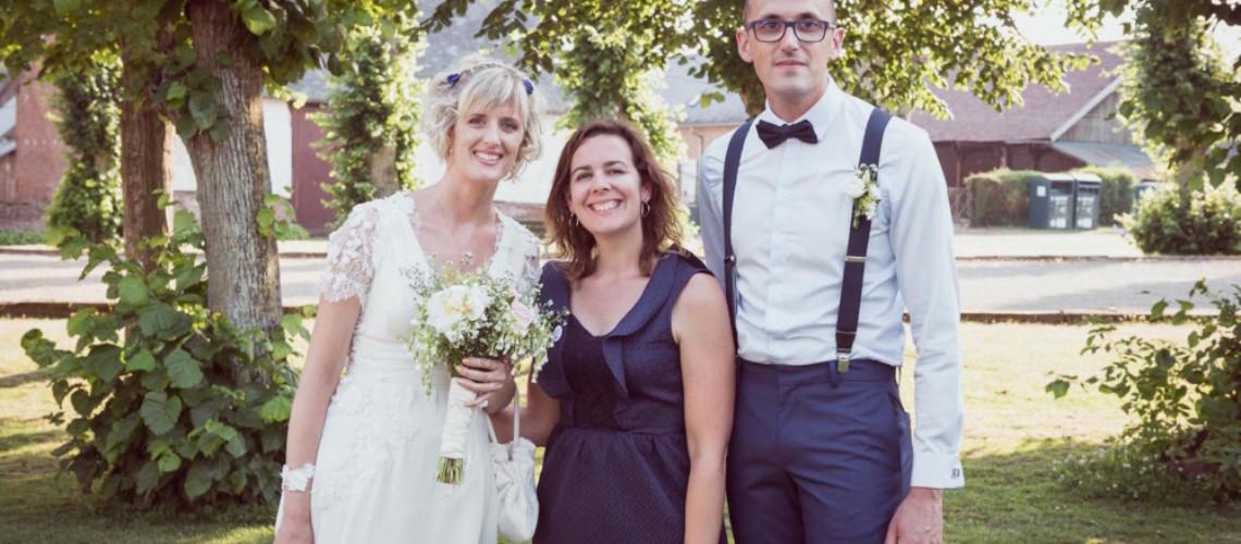 EnjoyGirl : Présentation Stéphanie - Organisatrices de mariages et d'évènements